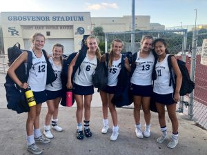 JV Field Hockey vs. Patrick Henry
