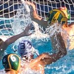 Boys JV Water Polo Beats Patrick Henry
