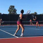 Varsity Girls Tennis vs. La Jolla