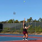 Varsity Girls Tennis Falls To La Jolla