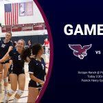 Girls Volleyball @ Patrick Henry Today 3:30/4:45