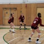 Freshman Girls Volleyball Falls To Patrick Henry