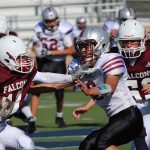 Freshman Football Beats Kearny