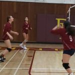 Freshman Girls Volleyball Falls To Point Loma