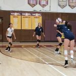 JV Girls Volleyball Falls To Point Loma