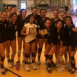 Girls JV Volleyball Takes Second @ Ramona Bulldog Tournament