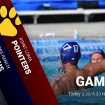 Water Polo vs. Point Loma Today 3:30/4:30