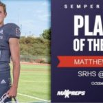 Senior Matt Killam Receives Player Of The Game Honors