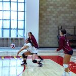 Freshman Girls Volleyball Falls To Cathedral Catholic