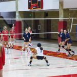 Girls JV Volleyball Falls To Cathedral Catholic