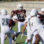 Freshman Football Falls To Helix