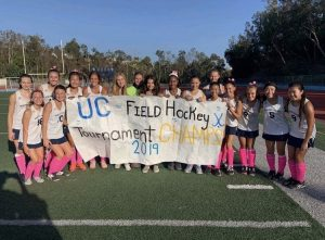 JV Field Hockey Wins 2019 UC Tournament