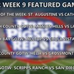 Falcons Football @ San Diego Friday – Jersey Mikes Game Of The Week