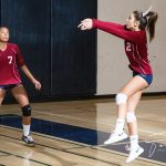 Freshman Girls Volleyball Falls To La Jolla