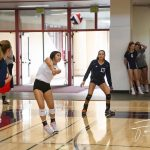 JV Girls Volleyball Falls To La Jolla