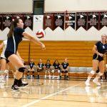 Varsity Girls Volleyball Falls To La Jolla