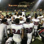 Varsity Football Beats San Diego To Remain Undefeated