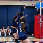 Girls JV Volleyball vs. Patrick Henry