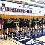 Girls JV Volleyball Falls To Patrick Henry