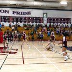 Varsity Girls Volleyball Beats Patrick Henry