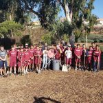 Freshman & JV Football - Community Clean-Up Saturday