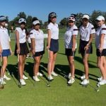 Varsity Girls Golf Sends Four Into Match Play Second Round