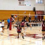 Varsity Girls Volleyball Beats Point Loma