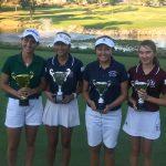 Varsity Girls Golf Take 2nd & 4th @ Match Play Championships