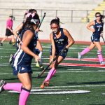 JV Field Hockey Beats La Jolla On The Road