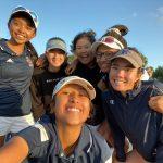 Varsity Girls Golf Beats San Marcos