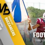 Football vs. Mission Bay Tonight @ 6:30