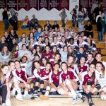 Girls Volleyball Beats Poway In CIF Round 1