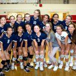 Varsity Girls Volleyball @ Canyon Crest - CIF D1 Quarterfinals