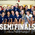 Girls Volleyball CIF D1 Semi-Finals
