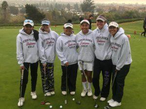 Girls Golf – CIF D1 Championships