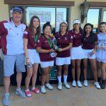 Girls Golf Finish Runner-Up In CIF D1 Golf Championships