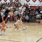 Girls Volleyball @ Santa Fe Christian - CIF D1 Semi-Finals