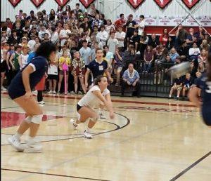 Girls Volleyball @ Santa Fe Christian – CIF D1 Semi-Finals
