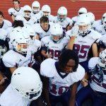 Freshman Football Finish Season 5-5