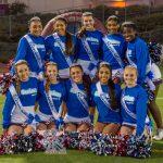 Cheer Senior Night 2020