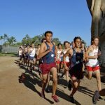Cross Country Representing @ Western League Cluster 4