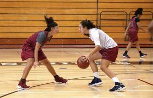 Girls Basketball Tryouts