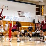 Girls Volleyball Falls To Linfield Christian In CIF State Playoffs Round 1