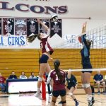Girls Volleyball vs. Linfield Christian - CIF State Round 1 Playoffs