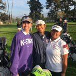 Girls Golf Representing @ CIF State Regionals