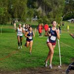 Girls Cross Country Takes Sixth Place @ CIF D2 Sectionals