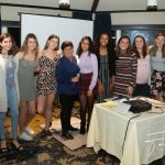Girls Volleyball Banquet 2019