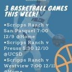 Varsity Girls Basketball This Week