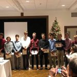 Cross Country Banquet 2019