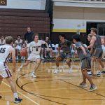 Boys Varsity Basketball Falls To Francis Parker